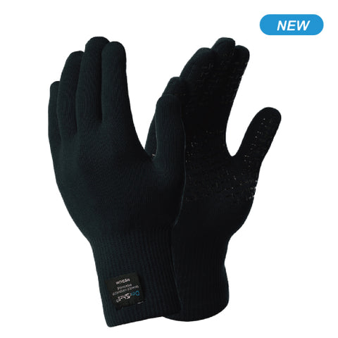 Waterproof Ultra Flex Gloves Black
