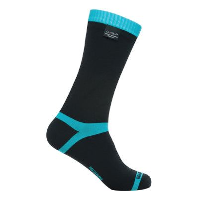 DexShell Coolvent Mid Calf Length Sock (Aqua Blue)