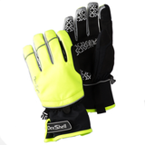 DEXSHELL ULTRA THERM MTB GLOVES WITH GEL PALM L