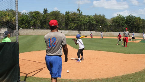 Threshers/NextUp Academy Summer Baseball Camp