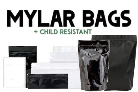 Why use Mylar Bags for Dispensaries