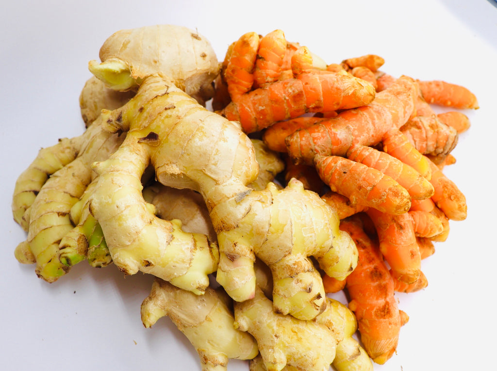 Turmeric & Ginger Mixed Pack (3 LBS) / HO'OKU'I