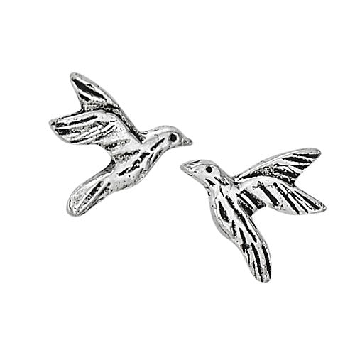 Sparrow Post Earring