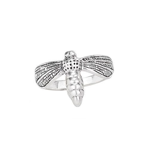 Wrapped Dragonfly Ring
