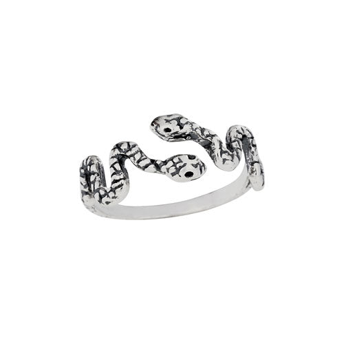 Medusa Snake Friends Ring
