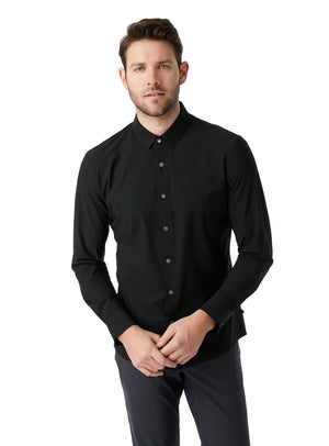 Young Americans Long Sleeve Button-Up