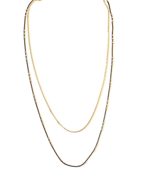 Eternal Layered Necklace