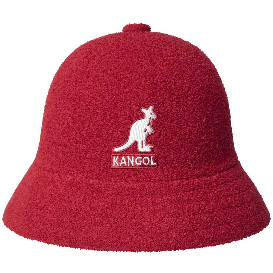 Kangol® Big Logo Casual Bucket Hat