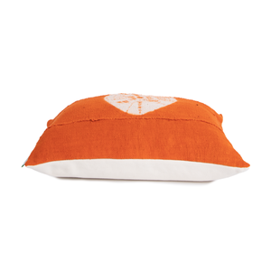 Sandy | Orange Pillow Cover | Limited Edition