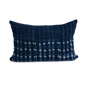 Simon | Vintage Indigo Mud Cloth | Limited Edition
