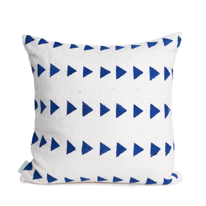 Kendall | Simple Angles | Mud Cloth Pillow Cover