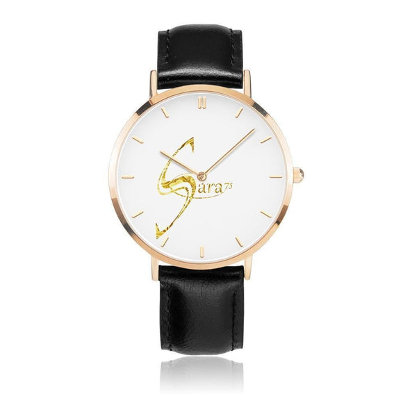 Montre bracelet cuir - new-look-paris