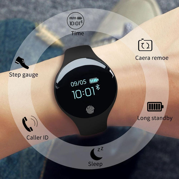 smartwatch - new-look-paris
