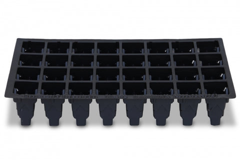 32-Cell Tray with 1020 Flat