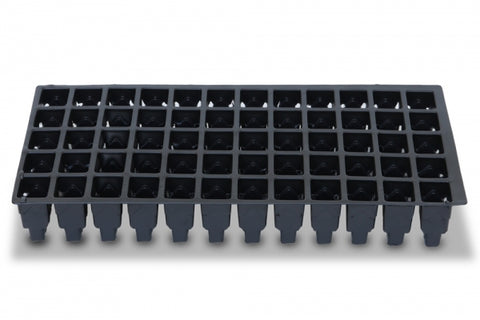 60 Cell Tray with 1020 Flat