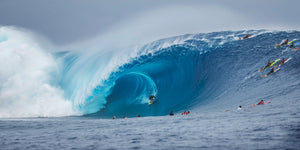 Checkout Huge, Perfect Cloudbraek Waves. Fiji Comes Alive.