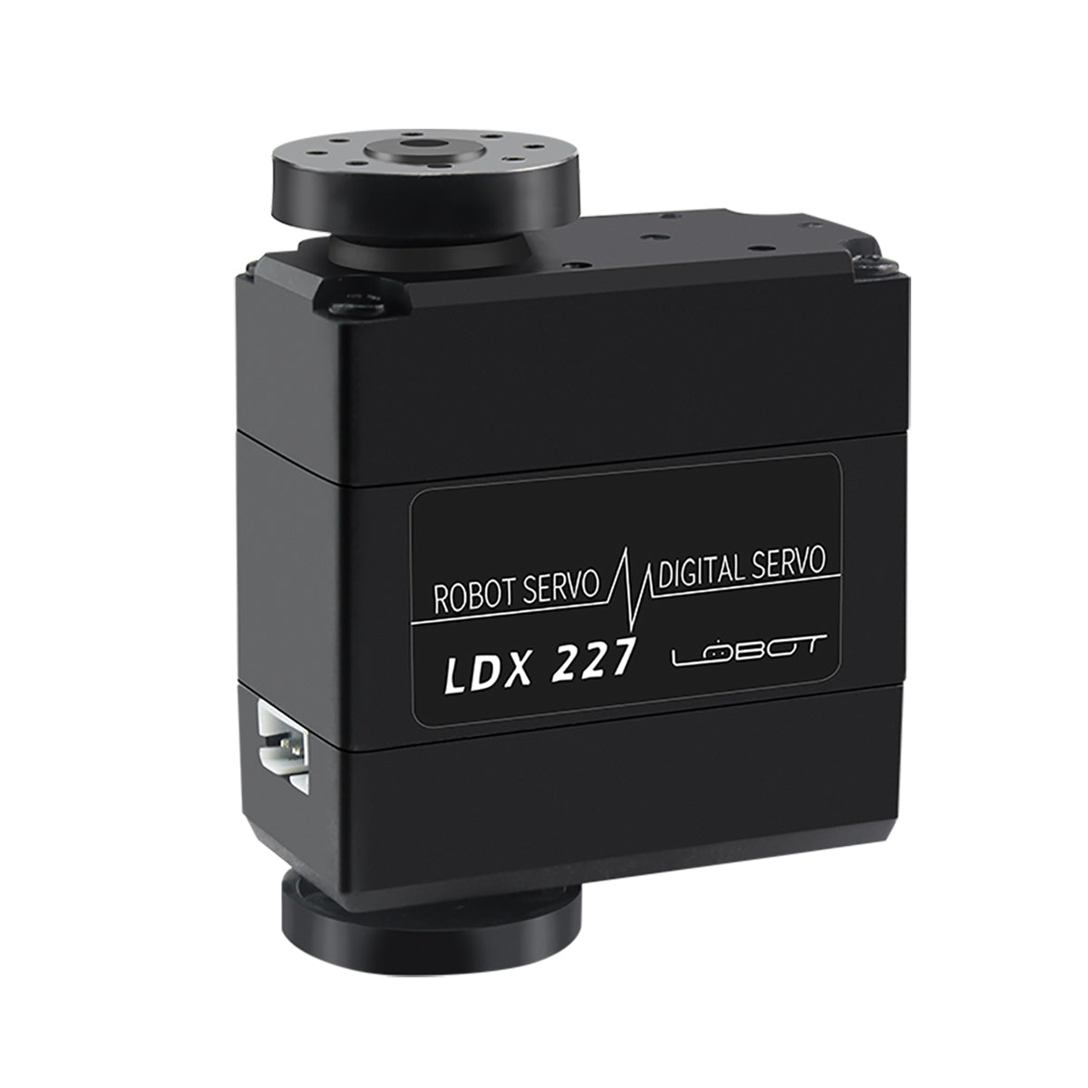 Hiwonder LDX-227 Full Metal Gear Digital Servo with Dual Ball Bearing for Robot(Control Angle 270)