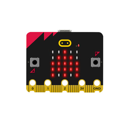 Hiwonder BBC micro:bit V2.0 Built-In Speaker &Microphone for micro bit STEM Education