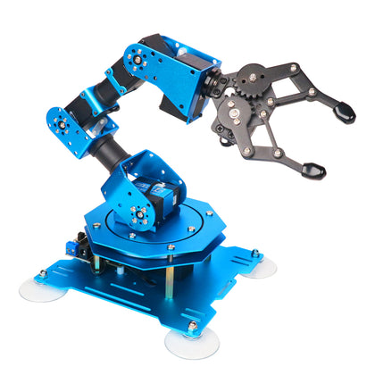 xArm 1S: Hiwonder Intelligent Bus Servo Robotic Arm for Programming