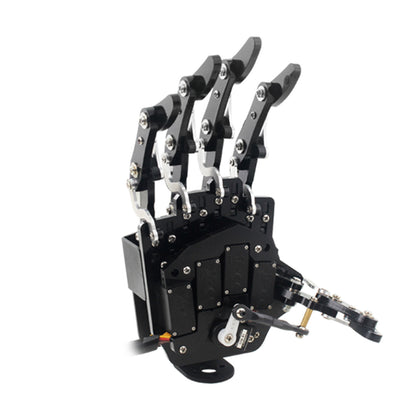 uHand: Hiwonder Robotic Hand Fingers Move Individually for DIY