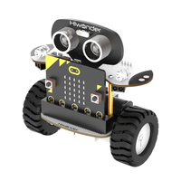 Qbit: Self-balancing Robot Kit Powered by micro:bit /Compatible with LEGO
