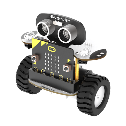 Qdee: The Best micro:bit Programmable Robot Kit with Infinite