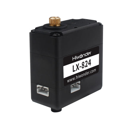 Hiwonder LX-824 Intelligent Three-Connectors Serial Bus Servo with Powerful Feedback Functions