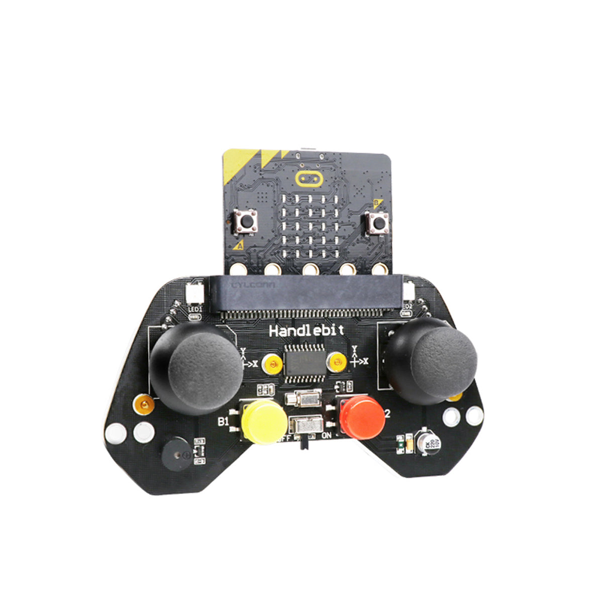 Handlebit: Hiwonder micro:bit Programmable Remote Handle Easy to Get Started