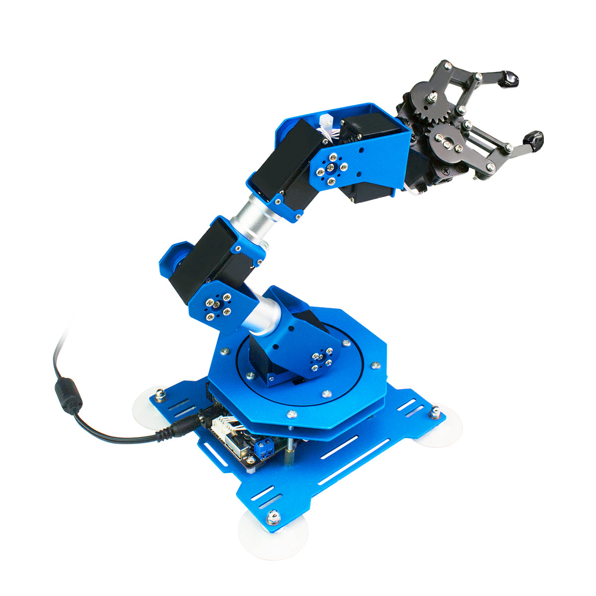 xArm: Hiwonder 6DOF Bus Servo Programming Robotic Arm