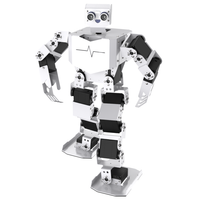 H3P Humanoid Robot:  Open Source Robot Powered by Arduino with Sensors