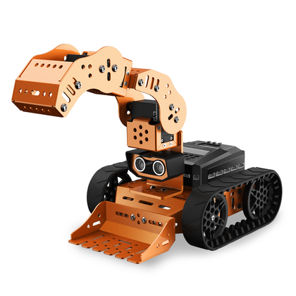 Qdee: The Best micro:bit Programmable Robot Kit with Infinite Configurations