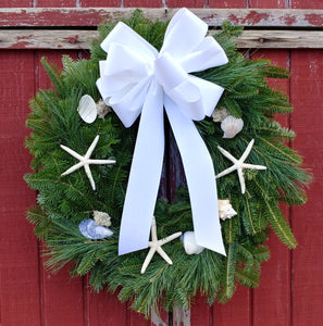 Maine Sea Shore Wreath