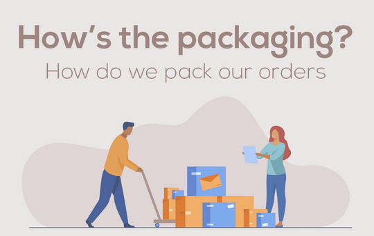 How do we pack our order? - DAYBLANC