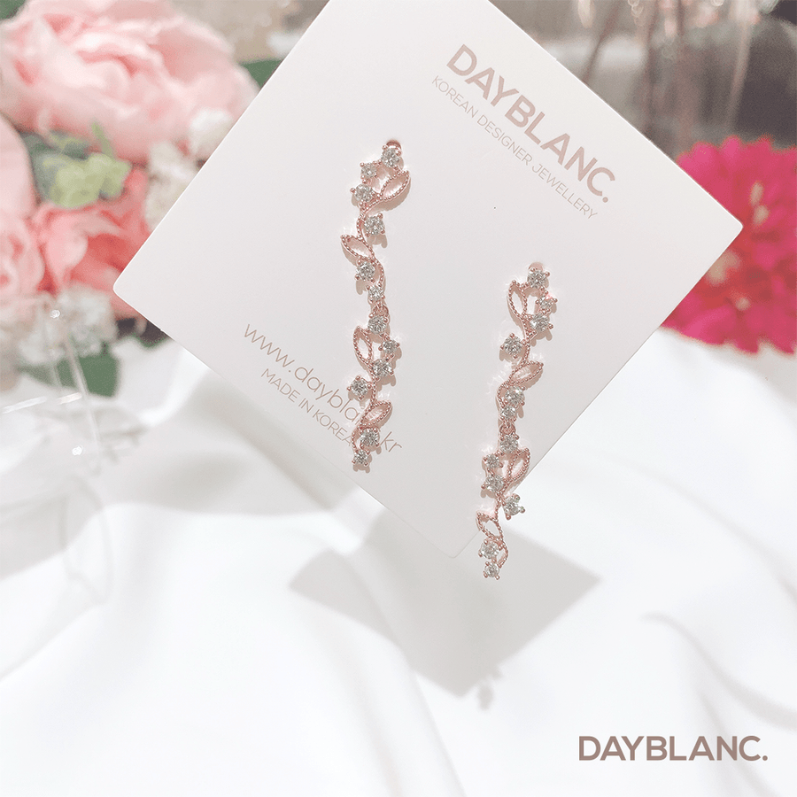 Wish of Bud (Earring) - DAYBLANC