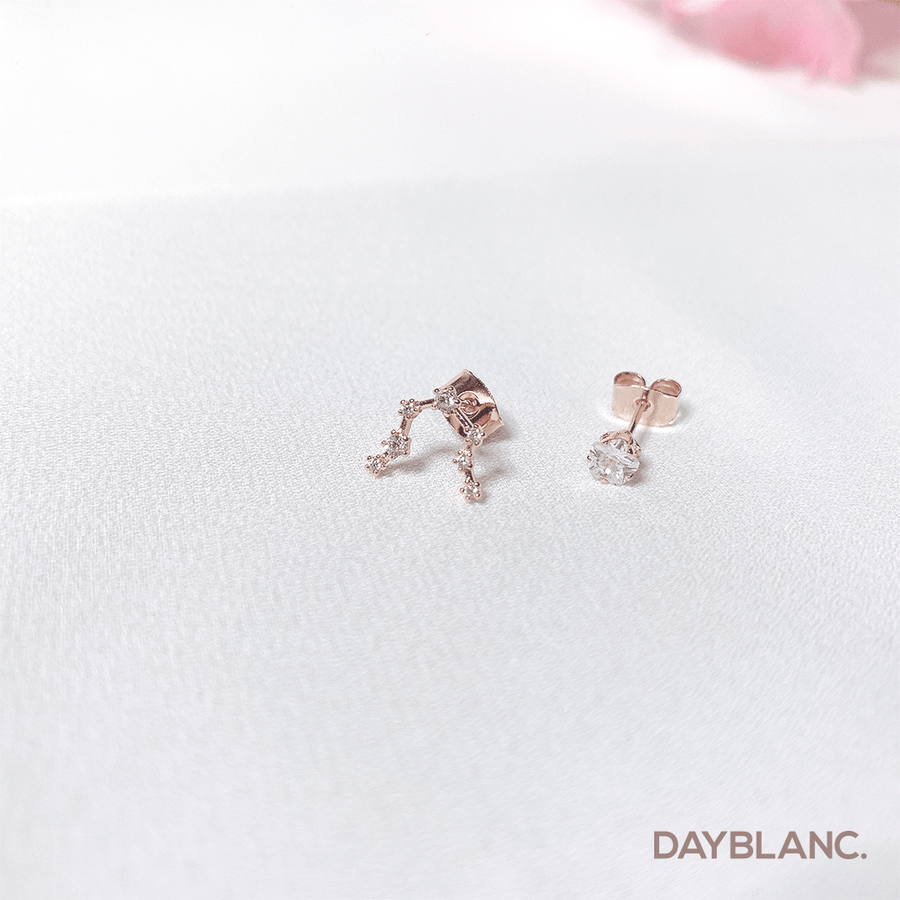 Aquarius JAN 20 ~FEB 18 (Earring | Necklace) - DAYBLANC