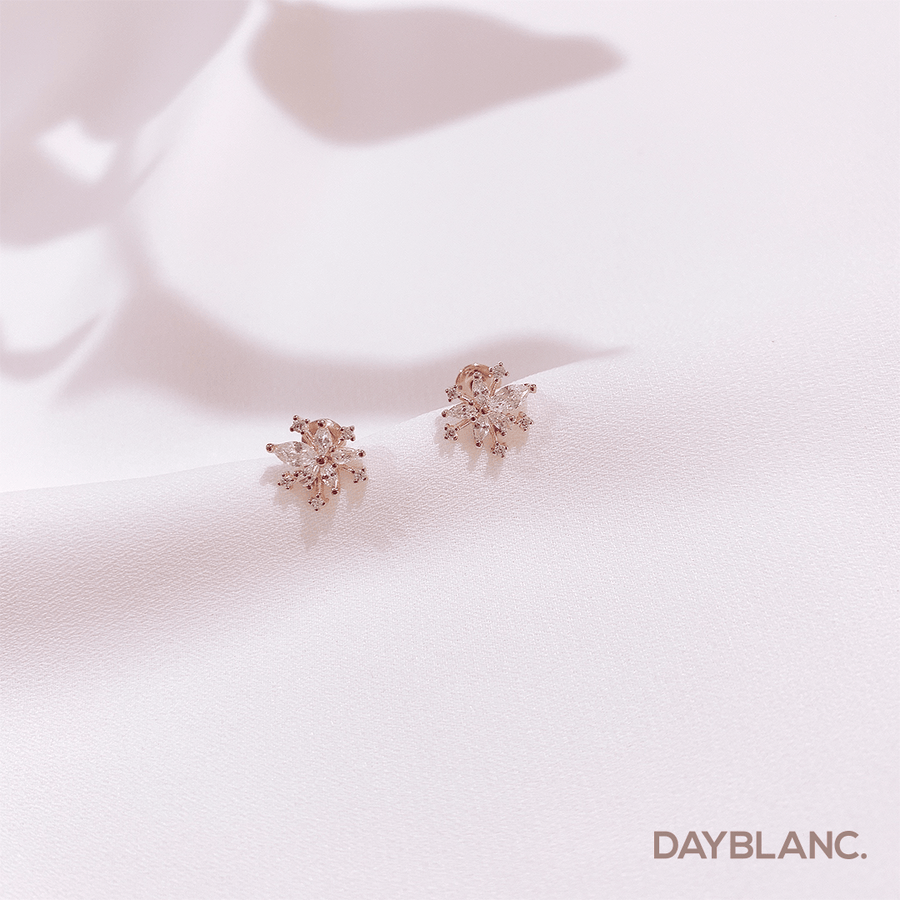 Star Bloom (Earring) - DAYBLANC