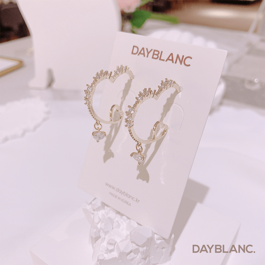 Love From Star (Earring) - DAYBLANC