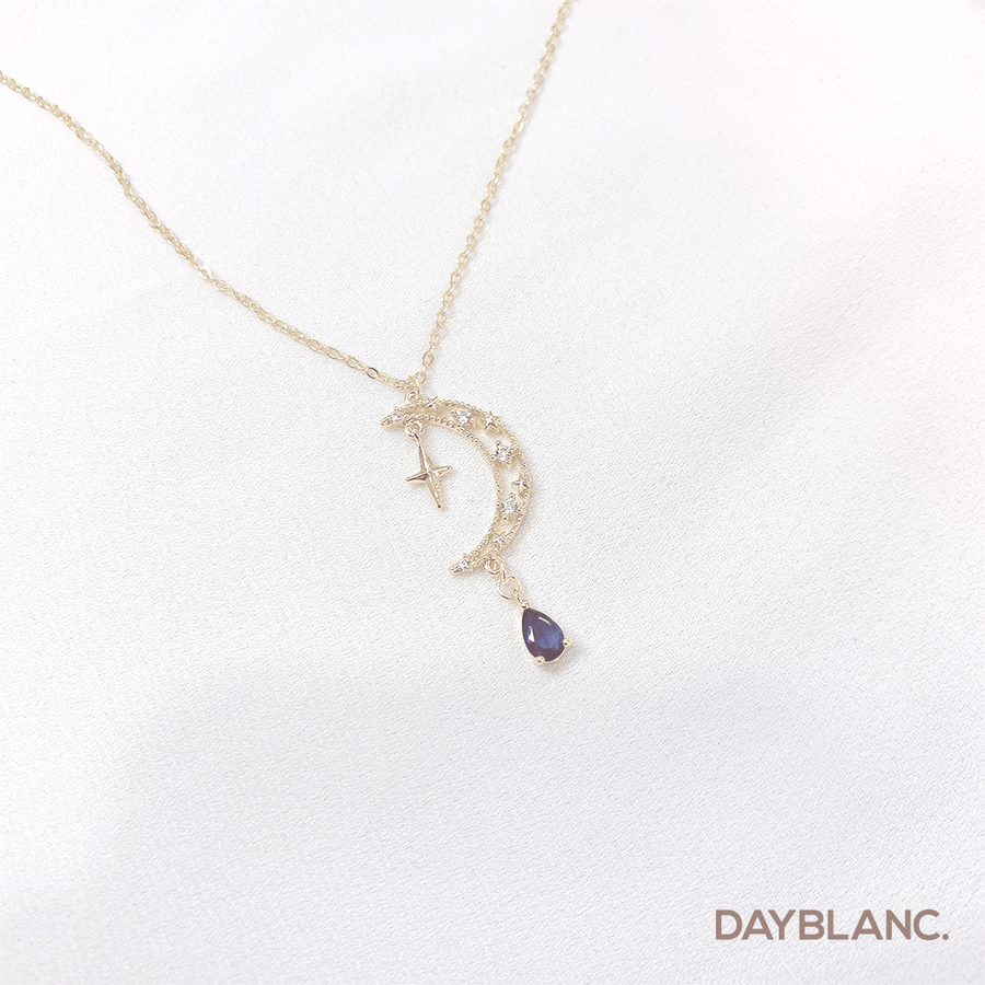 Colour Moon Necklace (Premium) - DAYBLANC