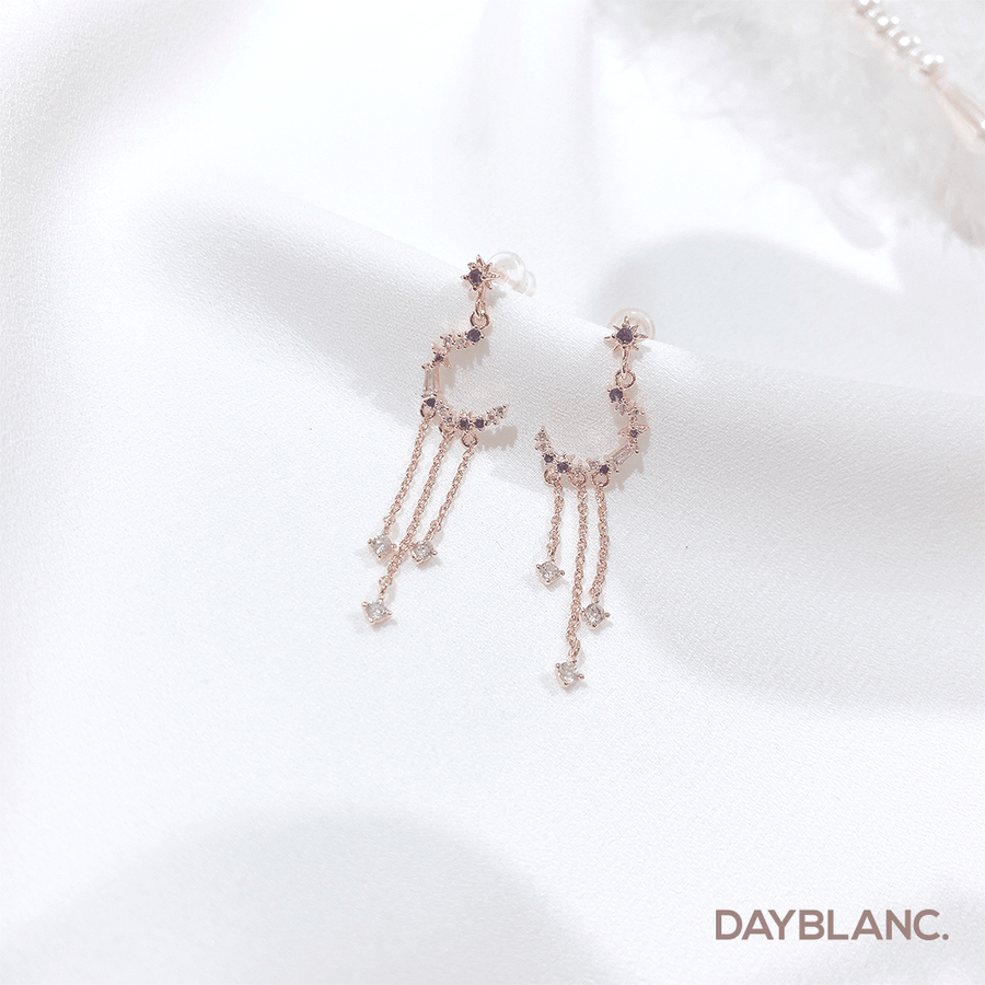 Follow The Moonlight (Earring) - DAYBLANC