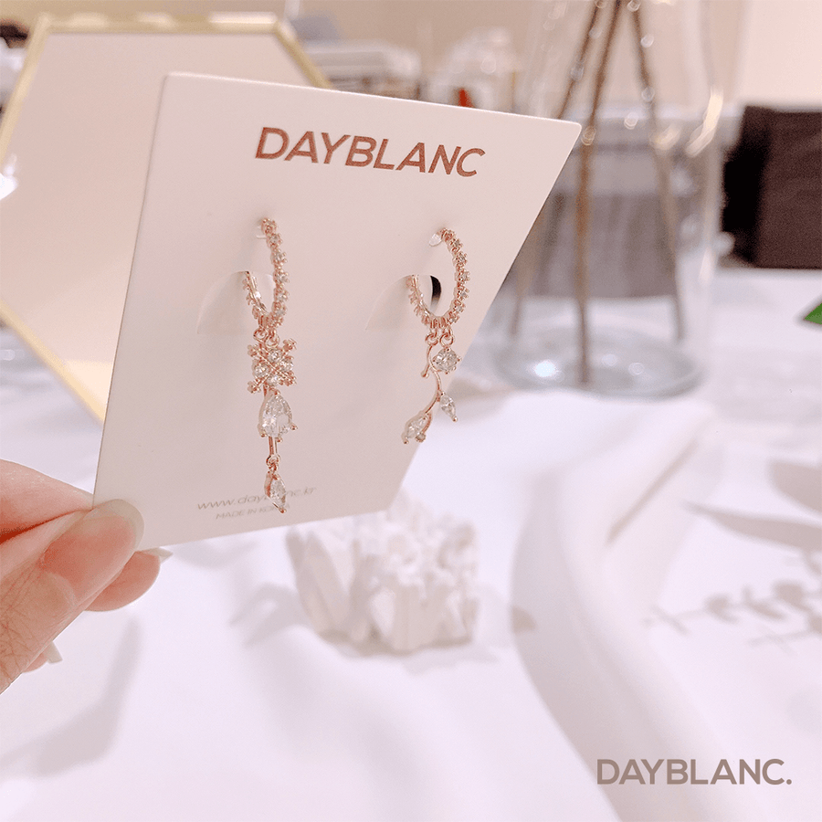 The Last Leaf (Earring) - DAYBLANC