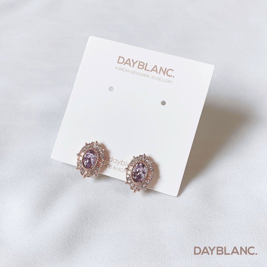 Gloria Charm 글로리아 참 (Clip on Earring) - DAYBLANC