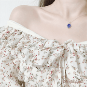 Season Stone 시즌 스톤 (Premium Necklace) - DAYBLANC