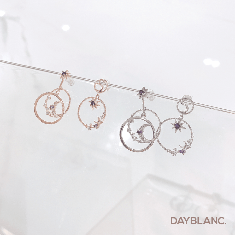 Galaxy That Drew You (Earring) - DAYBLANC