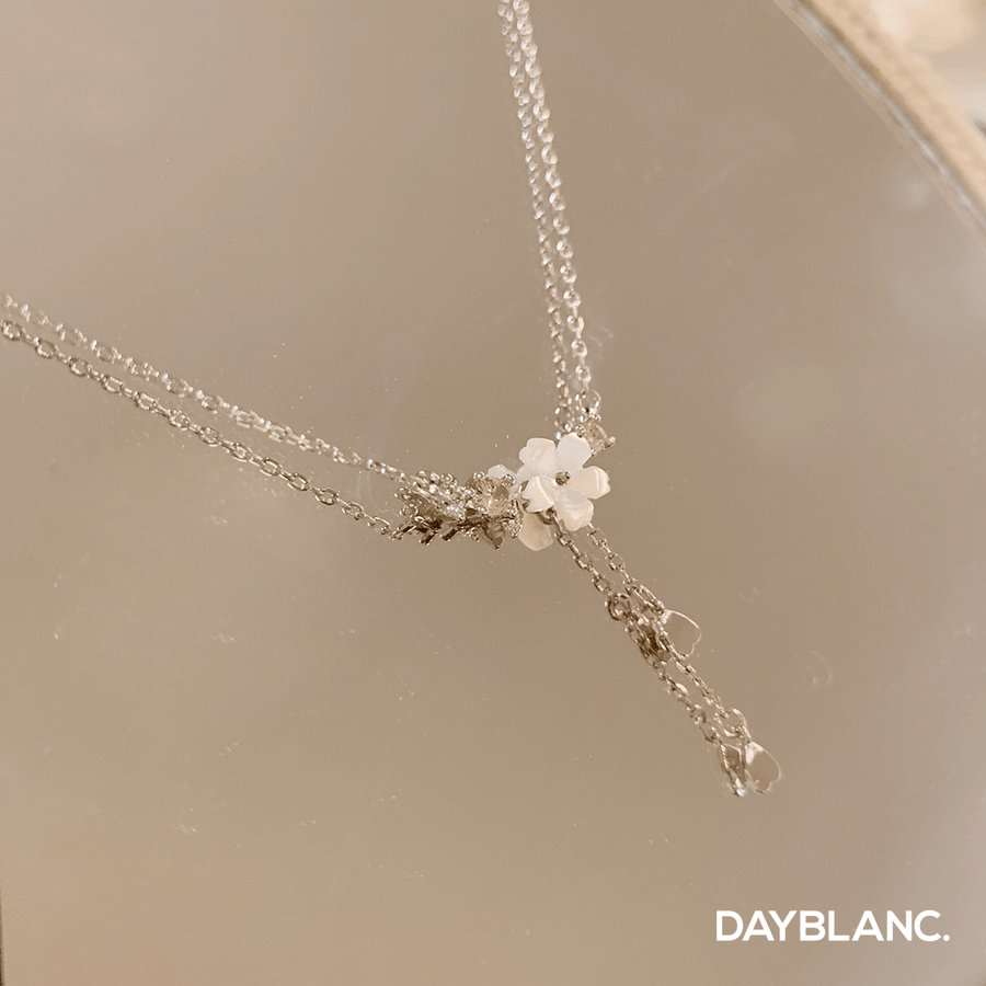 Cherry Blossom Ending (Necklace) - DAYBLANC