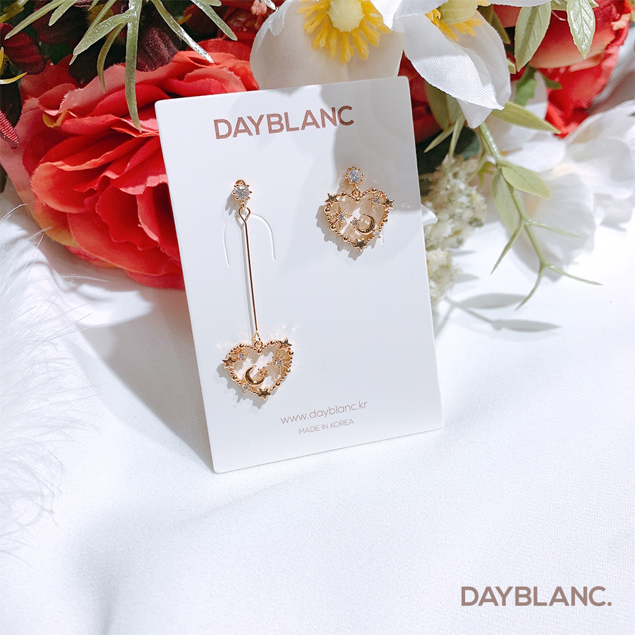 Moonlight Story (Earring) - DAYBLANC