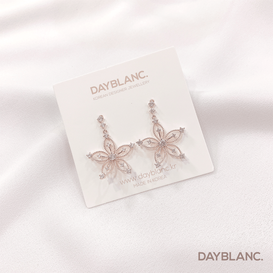 Waiting For Spring (Earring) - DAYBLANC