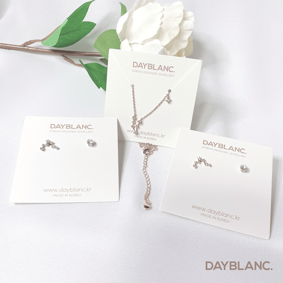 Pisces FEB 19~MAR 20 (Earring | Necklace) - DAYBLANC