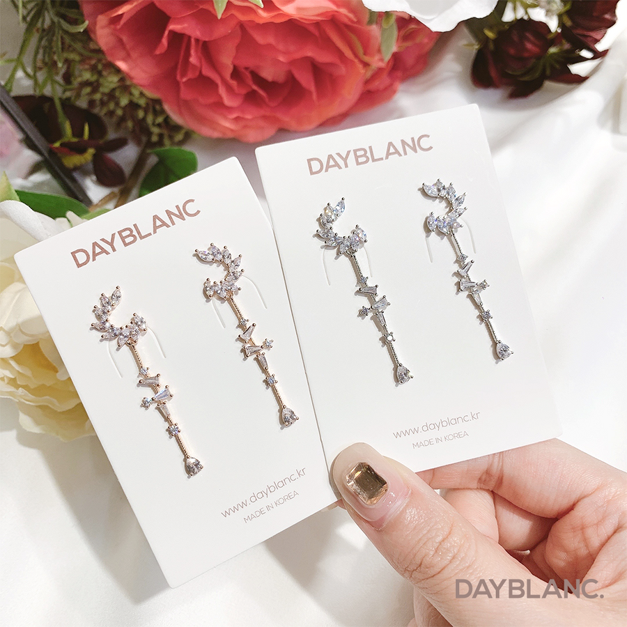 Ice Castle (Earring) - DAYBLANC