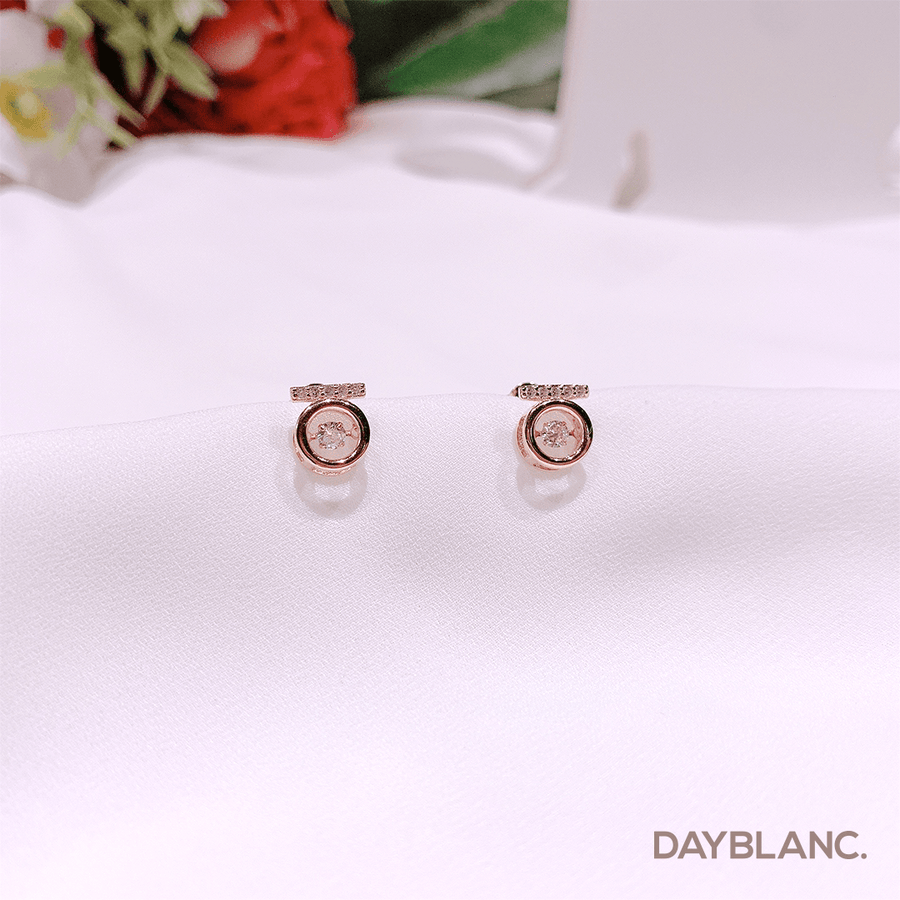 Only U - Rose gold (Earring | Necklace)