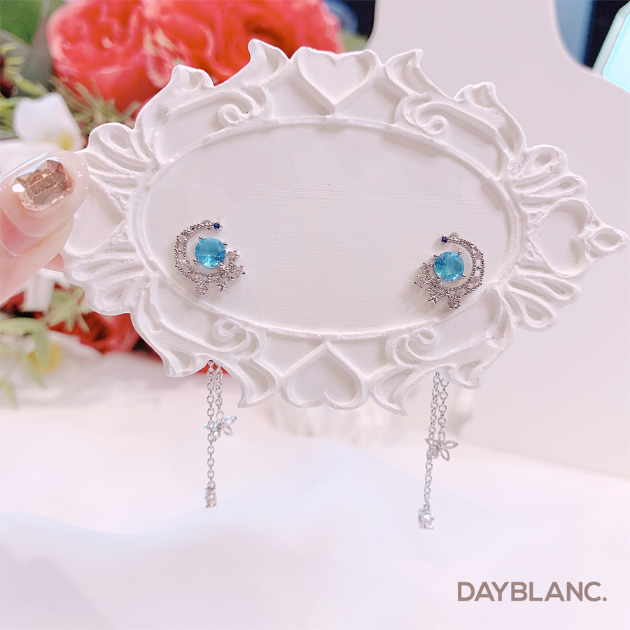 Moonlight Garden (Earring) - DAYBLANC